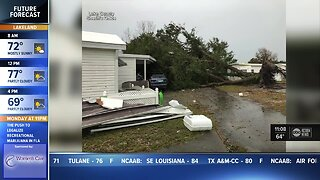 Tornado reported in Central Texas