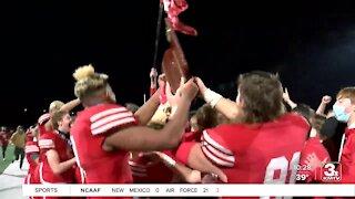 Elkhorn Wins Class B State Football Title