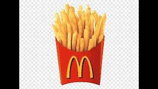 How McDonald's makes their fries - Shot on Iphone - TikTok