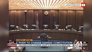 Kansas Supreme Court rules woman's right to choose