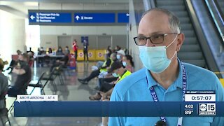 Man volunteers over 400 hours during COVID pandemic
