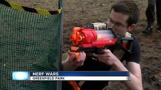 "Greenfield Park hosting ""Nerf Wars"""