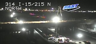 TRAFFIC ALERT: I-15 southbound near Tropical Parkway closed overnight