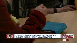 Iowa schools closing, taking coronavirus cue from governor