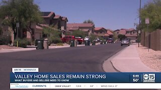 Valley home sales remain strong amid pandemic
