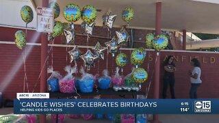 """Candle Wishes"" celebrates birthdays for children"