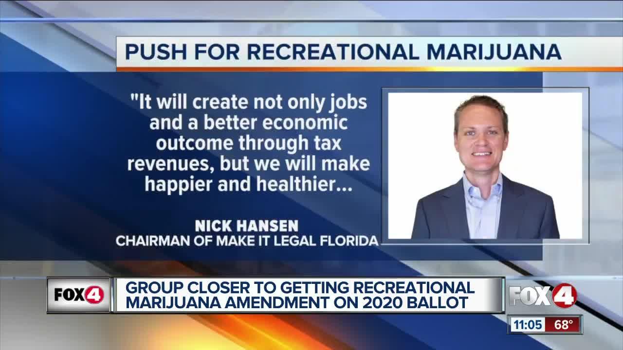 Florida legalized marijuana: Signatures pile up for recreational pot amendment