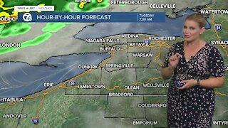 7 First Alert Forecast 6 p.m. Update, Sunday, July 25