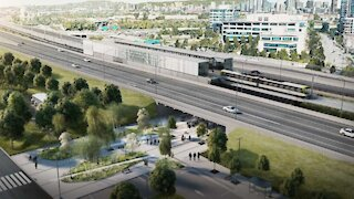 There's A New Video Showing What The REM Will Look Like In Downtown Montreal