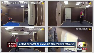 Training made a difference in Fifth Third Center shooting