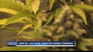 Hemp Bill Committee Hearing