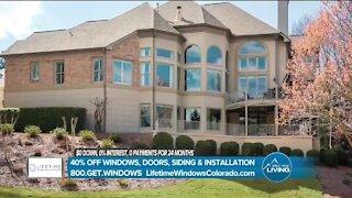Lifetime Windows // Upgrade Your Home!