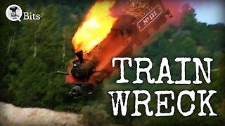 #408 // TRAIN WRECK (Live)
