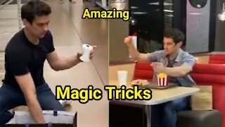 Amazing Magic Trick you never seen before 😱😱