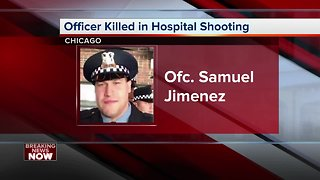 Chicago police officer, hospital staff killed in shooting
