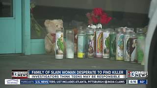 Family of woman killed at work looking for answers