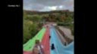 Aquatica, Chula Vista Police warn trespassers after viral video