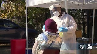 Free flu shots, COVID tests given in Baltimore City on Friday