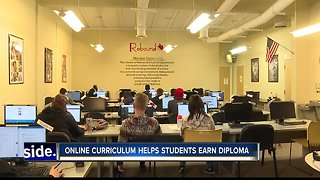 Students can earn high school diploma entirely online