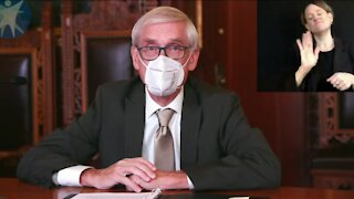 Gov. Evers and health officials issue dire coronavirus warning ahead of Halloween weekend