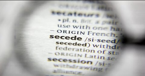 To Secede, or Not To Secede, That is the Question