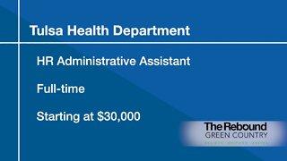 Who's Hiring: Tulsa Health Department