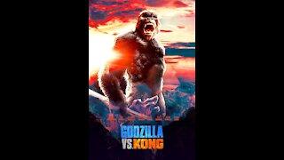 Godzilla vs Kong leaked footage