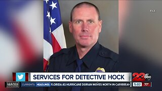Bakersfield Police Department announces funeral services for Detective Kevin Hock