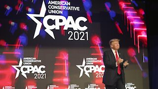Conservatives Rally Around Trump During CPAC In Dallas