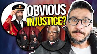 Justice Thomas' BLISTERING Cert Denial Dissent - Viva Frei Vlawg