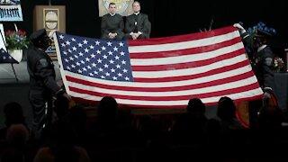 Full memorial service for Boulder officer Eric Talley - Part 2