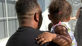 1 year later, father talks about baby found in West Boca Raton dumpster