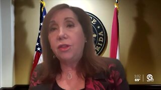 State senator disappointed Palm Beach County not part of initial vaccine distribution