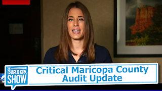 Critical Maricopa County Audit Update