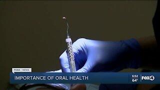 Dental checkups down