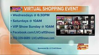 Virtual Shopping Event