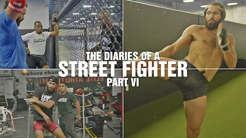The Diaries Of A Street Fighter Part VI: The Cuban Juice (Jorge Masvidal)