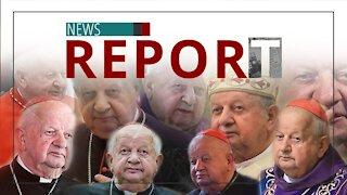 Catholic — News Report — Cardinal Denies Vatican Cover-Up