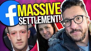 Facebook Settles Class Action... for $650 MILLION! Viva Frei Vlawg