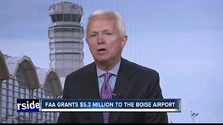 FAA grants $5.3 million to the Boise Airport