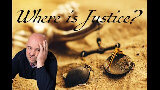 We Need Justice - Just Justice!