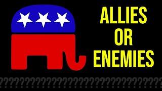 Biden Era Republicans, Free Market Friends or Foes?