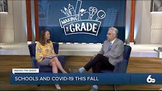 Making the Grade: Idaho schools and COVID-19 this fall