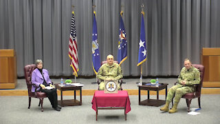 Air Force Materiel Command Virtual Town Hall