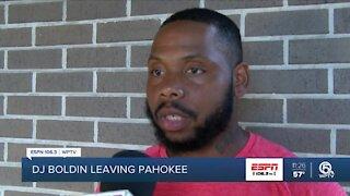 DJ Boldin steps down at Pahokee
