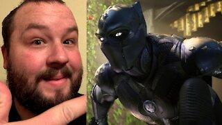 Black Panther Reveal Trailer Reaction (Marvel's Avengers, War For Wakanda DLC)
