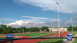 Neighbors upset over new high school football field lighting in Littleton