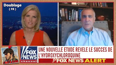 2021/059 Fox News : Une nouvelle étude révèle le succès de l'Hydroxychloroquine