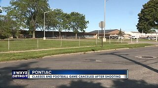 Pontiac High School closed after 17-year-old shot, wounded