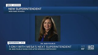 One-on-one with Mesa's next superintendent